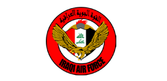 Iraqi Air Force Client Logo